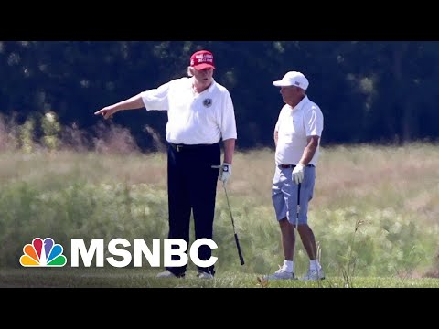 Lindsey Graham Bets On Trump-Led GOP—No Matter The Cost To America | All In | MSNBC