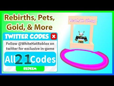 All Codes for Vacuum Simulator *21 CODES!!*   Rebirth Shop ...