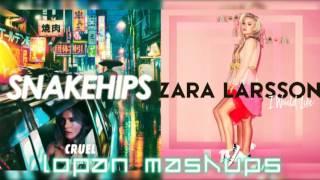 I'm Cruel - Snakehips ft. ZAYN vs.Zara Larsson (Mashup)