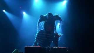 DJ SiSeN - 2012.12.02, Saint-Petersburg - part 1