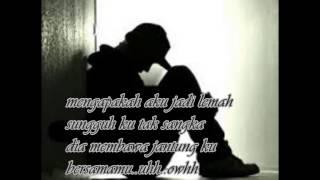 Bahagiamu Deritaku-Hafiz (Lirik)