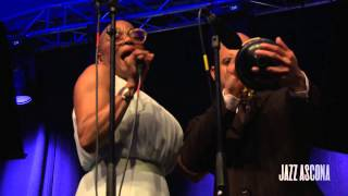 An interview with Dee Dee Bridgewater - live @ JazzAscona 2015