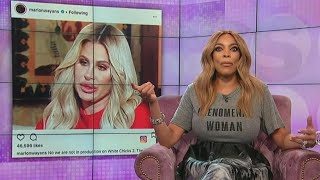 Wendy Williams Weighs In on the Marlon Wayans-Kim Zolciak Biermann Instagram Fight