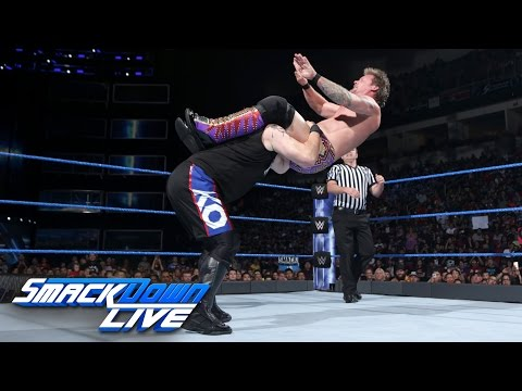Chris Jericho vs. Kevin Owens - United States Championship Match: SmackDown LIVE, May 2, 2017