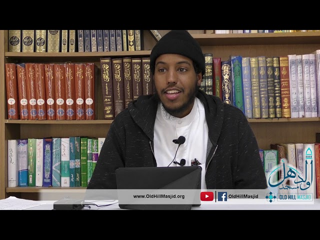 Welcoming Ramadan | Ustad Mubarak Somali