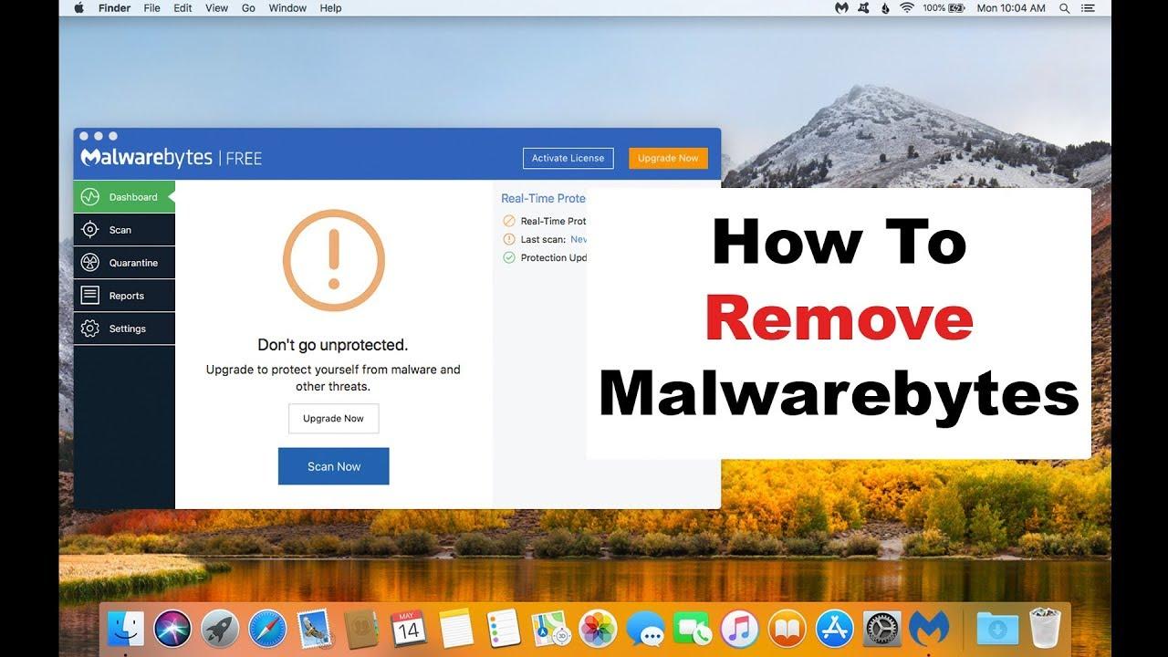 how to stop malwarebytes