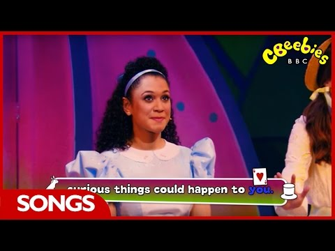 CBeebies: Alice in Wonderland - Sing-a-long 'Imagination' Song