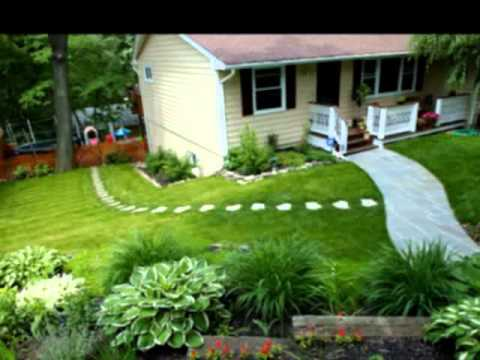Diy landscaping ideas for front yard youtube diy landscaping ideas for front yard workwithnaturefo