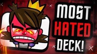 The deck guaranteed to make EVERYONE hate you! 😡