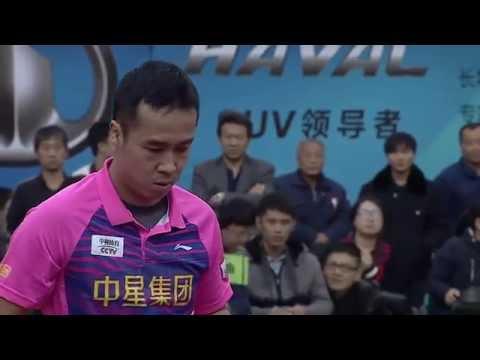 2016 China Super League: LIANG Jingkun vs SHANG Kun [Full Match/Chinese HD]