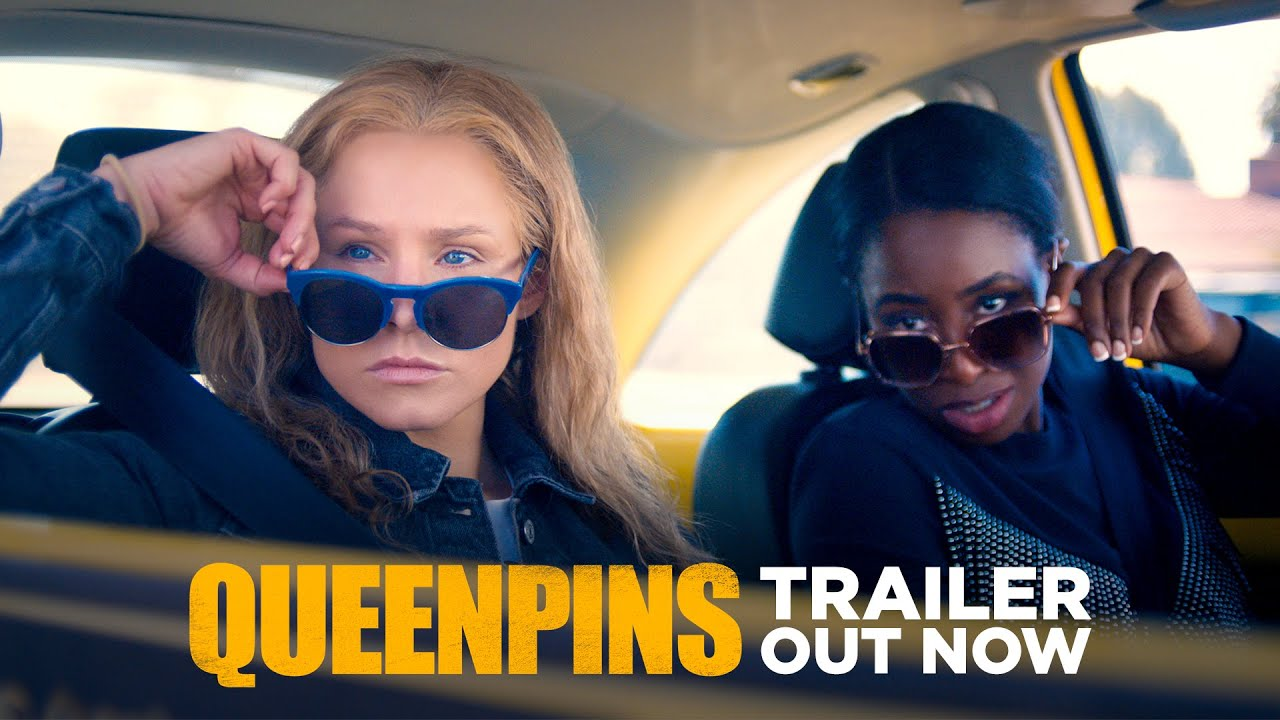 Queenpins | Official Trailer [HD] | In Theaters September 10 and coming soon to Paramount+