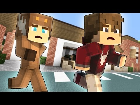 Minecraft School - FIVE NIGHTS AT FREDDYS - RESCUE MISSION - Night 11