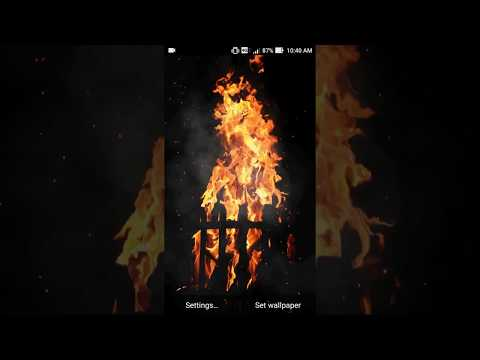 fireplace live wallpaper - Apps on Google Play