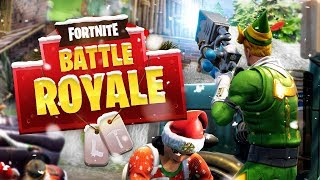 THE NEW CHRISTMAS UPDATE!  (Fortnite Battle Royale)
