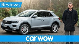 Volkswagen T-Roc 2020 SUV in-depth review | carwow Reviews
