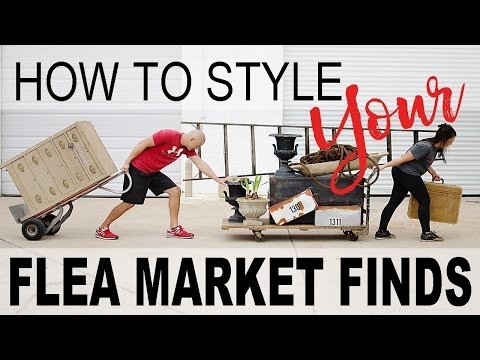 How To Use and Repurpose 6 Flea Market or Antique Store Antique Finds