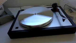 Pro-Ject The Classic Turntable unboxing 2016