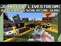 Minecraft Survival Server Stream - EP 42 - Join Public Server