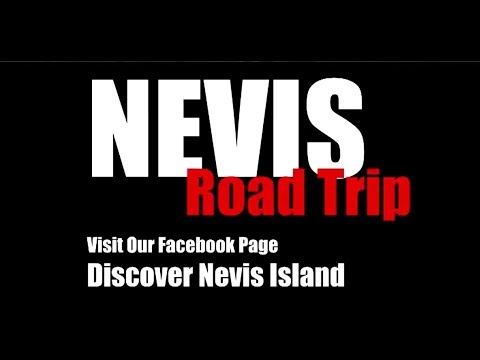 Nevis Road Trip - A drive around the island