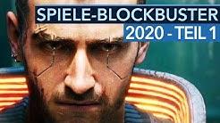 Die wichtigsten NEUEN Spiele für 2020 - Teil 1