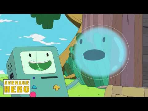BMO & Bubble