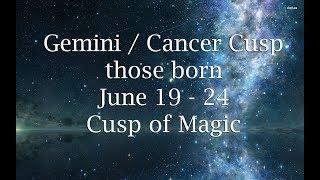 GEMINI CANCER CUSP January 2018 Psychic Tarot Forecast