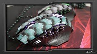 Sharkoon Drakonia II - Obecnie najlepsza mysz w ofercie Sharkoona