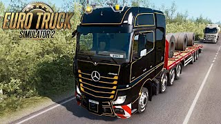 ANDIAMO IN TURCHIA - EURO TRUCK SIMULATOR 2 GAMEPLAY ITA