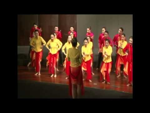 PSM UAJY - Tokecang (Festival Penabur 2015)