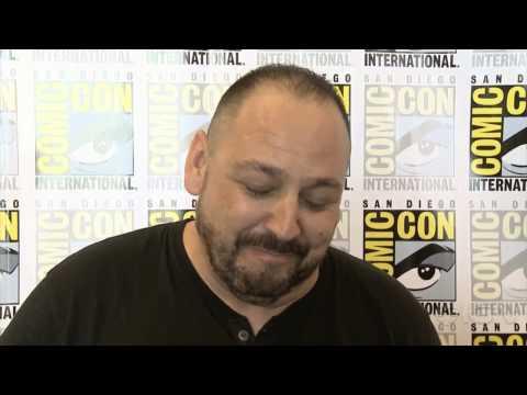 Beware The Batman  J.B. Blanc   ComicCon 2013
