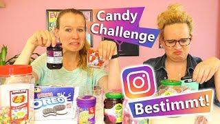 Instagram bestimmt unser Leben CANDY CHALLENGE | Nutella ODER Teewurst?! | DIY Inspiration