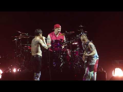 """The Getaway"" Red Hot Chili Peppers@Verizon Center Washington DC 4/12/17"