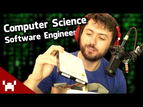 What I Study in College - Computer Science/Software Engineer