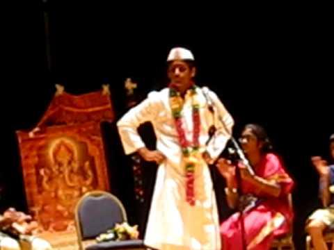 comedy speech in marathi