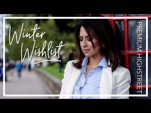 WINTER WISHLIST & STYLING IDEAS | Premium Highstreet | JASMINA BHARWANI