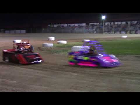 mini wedge feature 06 09 18 Merritt speedway