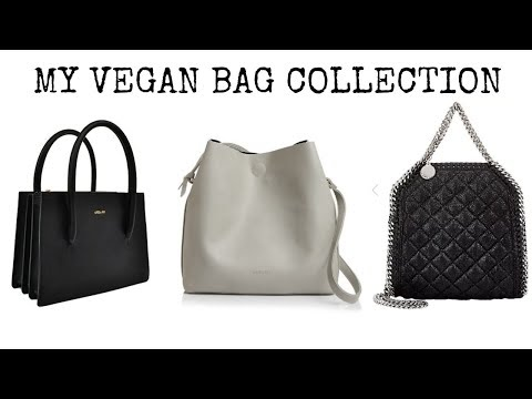 My Vegan Bag Collection and Wishlist | Angela Roi, Matt & Nat, and more!
