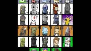 Unlock All Castle Crashers Characters