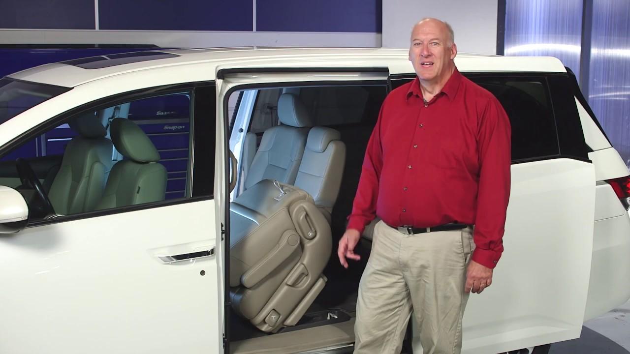 2011 17 Honda Odyssey