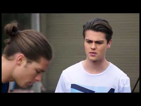 [Neighbours] 7757 Ben & Tyler Scene