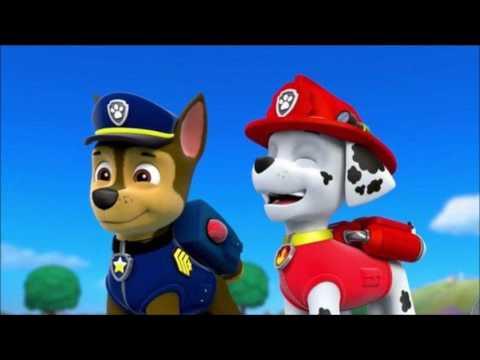 Гонщик и маршал щенячий патруль купить