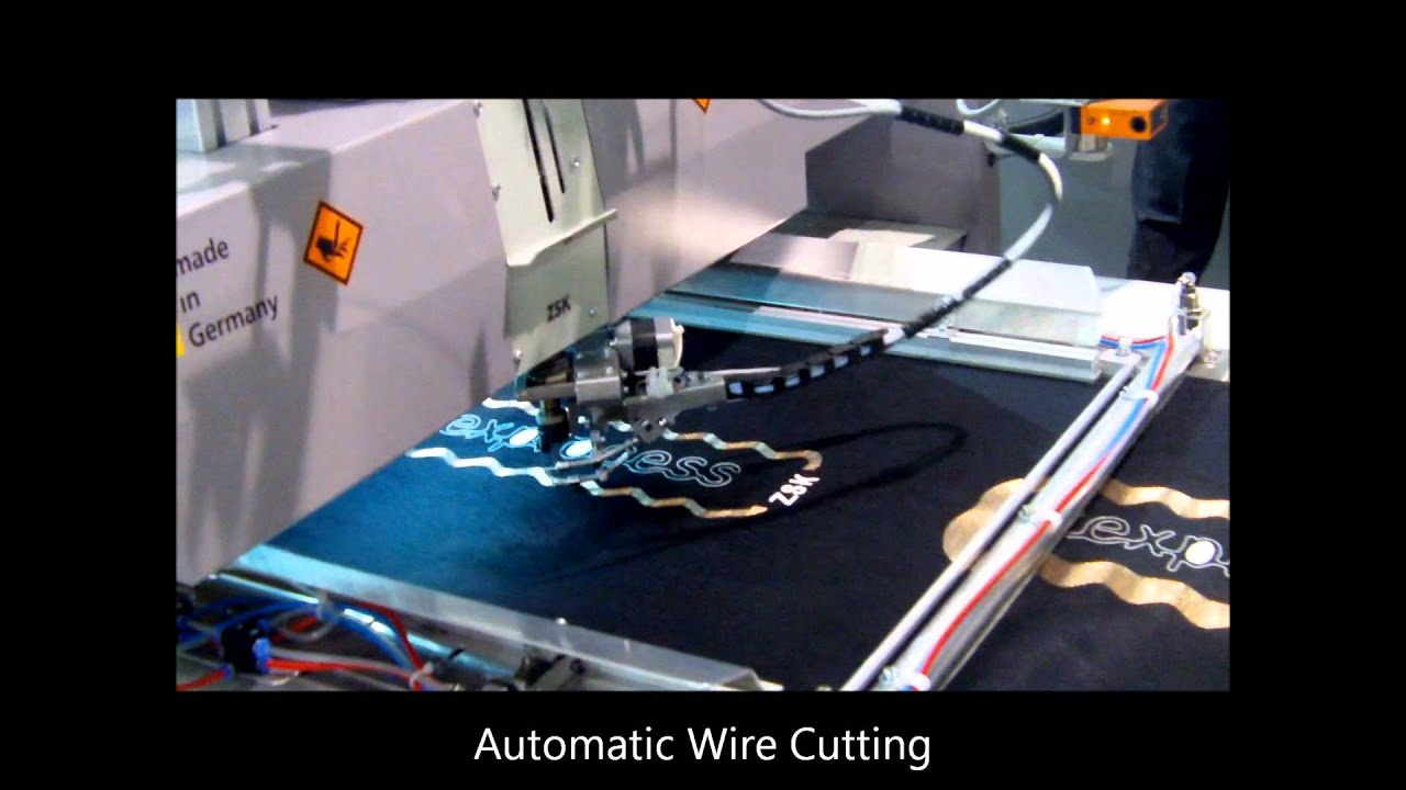 zsk embroidery machine review