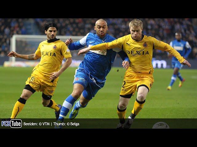 2011-2012 - Jupiler Pro League - 27. Racing Genk - Club Brugge 3-0