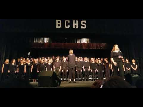 Stand by Me - Boone County High School Choirs