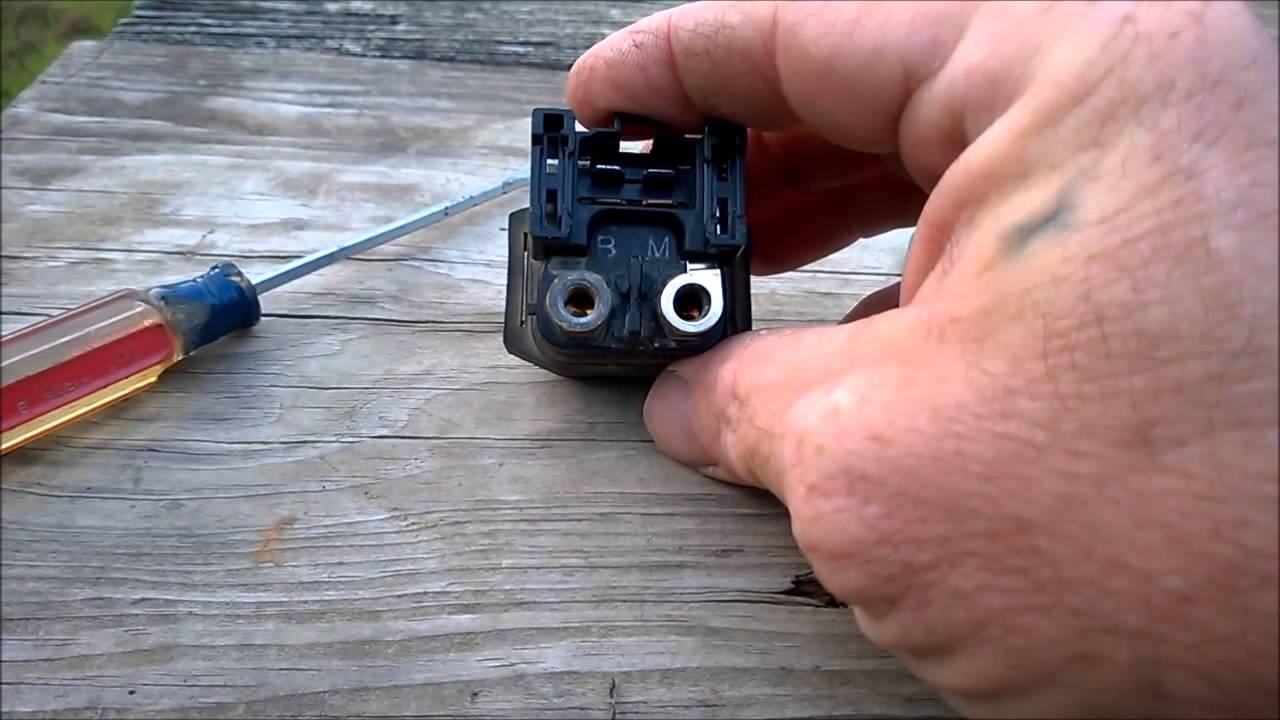 small resolution of yamaha bruin starter relay