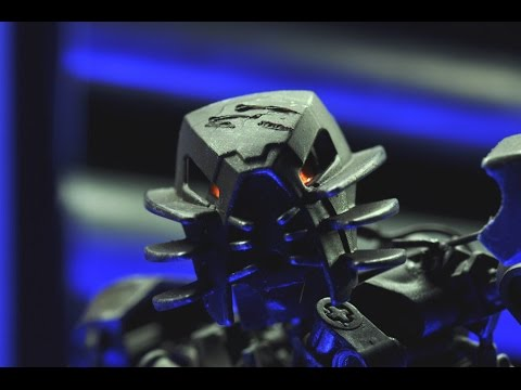 Bionicle Film 'Waste Disposal Part 2' Bionicle Action HD