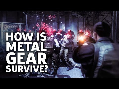 Metal Gear Survive  Is It Worth Staying A?