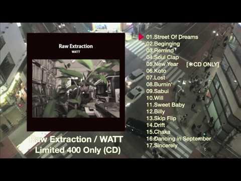 全曲Digest - Raw Extraction / WATT