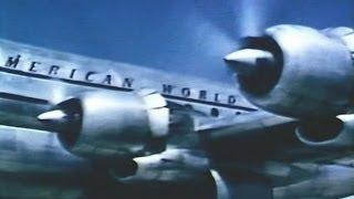 Pan American Boeing 377 Stratocruiser Promo Film - 1950