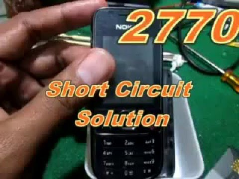Nokia 2700c Dead Short Sircuit 1